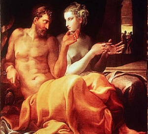 Ulisses e Penelope